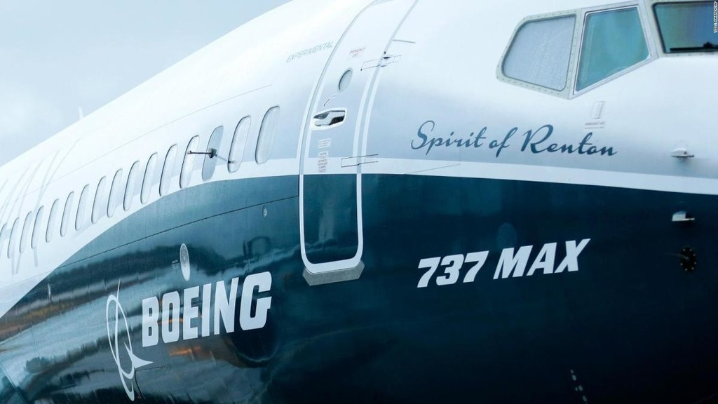 Boeing 737 Max 2 0