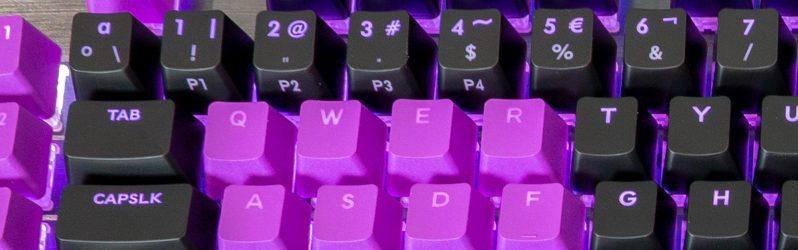 Review: Cooler Master MK850, teclado con tecnología Aimpad