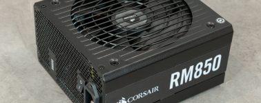 Review: Corsair RM Series RM850