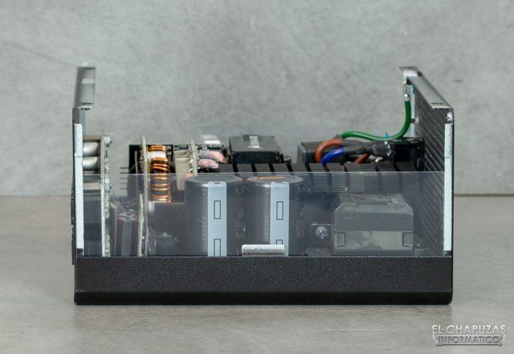 Corsair RM Series - Vista Interior - Esquema Componentes 1