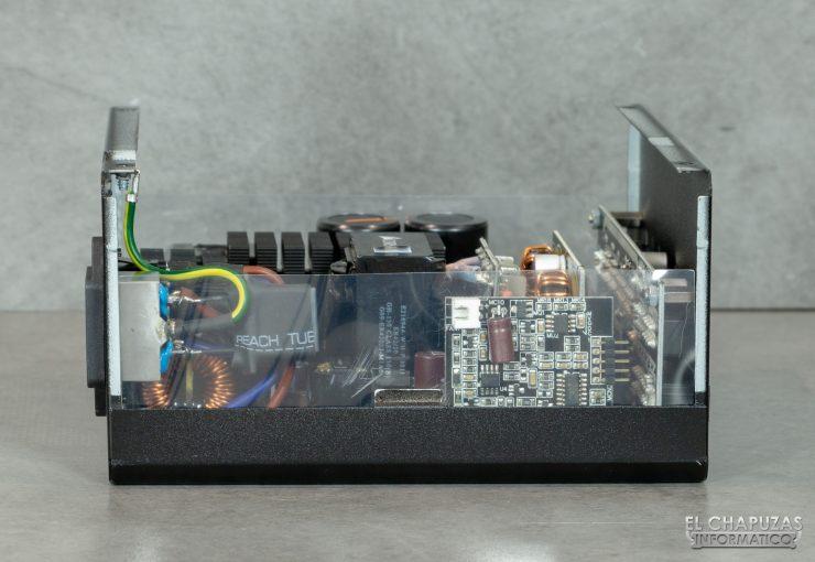 Corsair RM Series - Vista Interior - Esquema Componentes 2