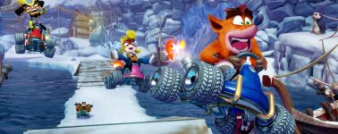 Crash Team Racing Nitro-Fueled alcanza los 480p @ 30 FPS en la Nintendo Switch