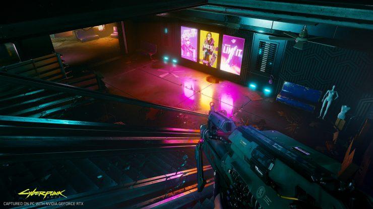 Cyberpunk 2077 RayTracing