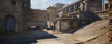 Así luce el icónico mapa De_Dust 2 del Counter Strike con el Unreal Engine 4