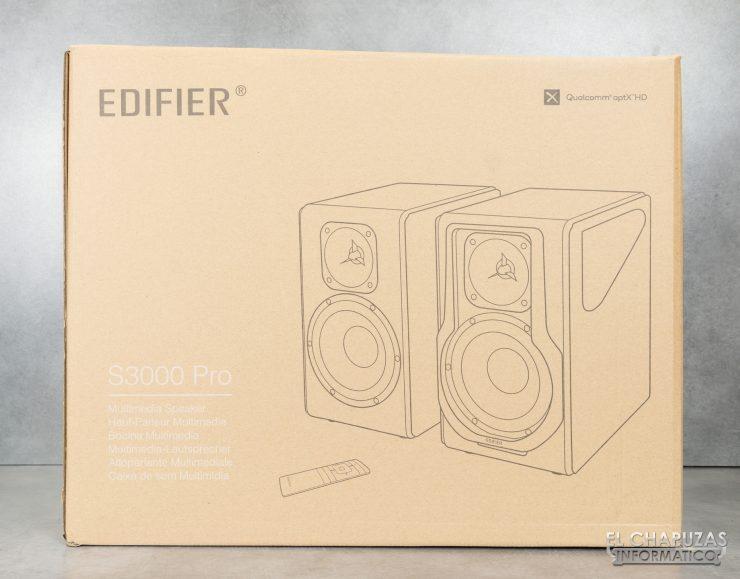 Edifier S3000 Pro - Embalaje Exterior 1