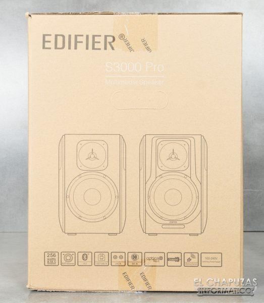 Edifier S3000 Pro - Embalaje Exterior 4
