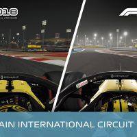 Codemasters muestra una comparativa gráfica del F1 2019 vs F1 2018