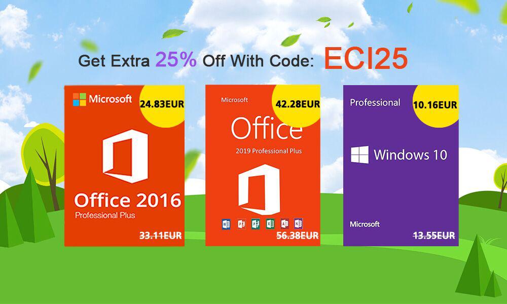 GVGMall descuento licencias Office y Windows 740x444 0