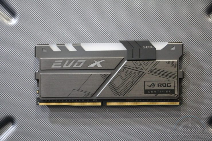 EVO X II ROG Certified