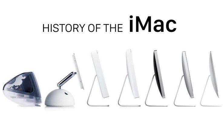 Historia del iMac 740x416 0
