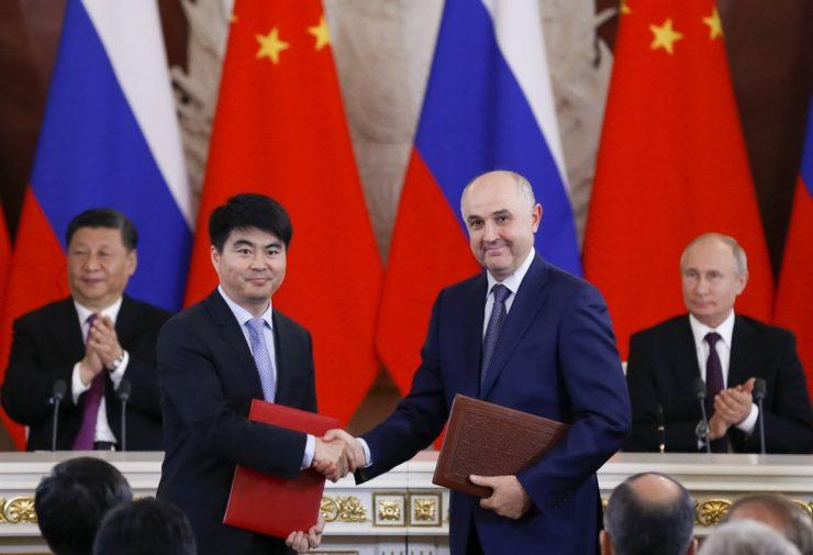 Huawei 5G en Rusia
