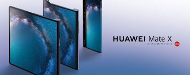 El smartphone plegable Huawei Mate X sale a la venta, agotado en cuestión de minutos