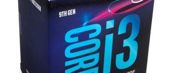 El Intel Core i3-10100 es hasta un 31% más rápido que el Intel Core i3-9100