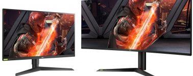 LG 27GL850 y 38GL950G, los primeros monitores gaming con paneles IPS de alto rendimiento