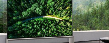 LG comenzará a vender sus primeros televisores OLED 8K esta misma semana