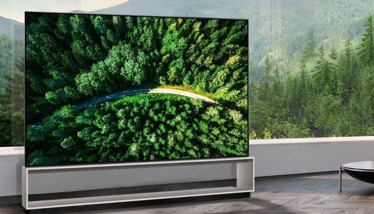 Televisor 8K OLED LG