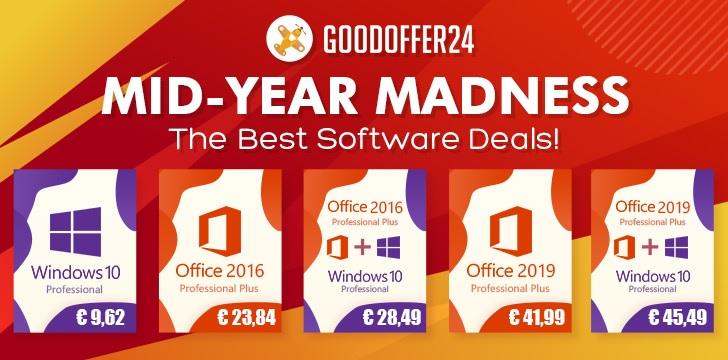 Licencias Windows y Office goodoffer24 0