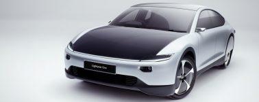 Así es el Lightyear One, un automóvil solar con 725 kilómetros de autonomía por 149.000 euros