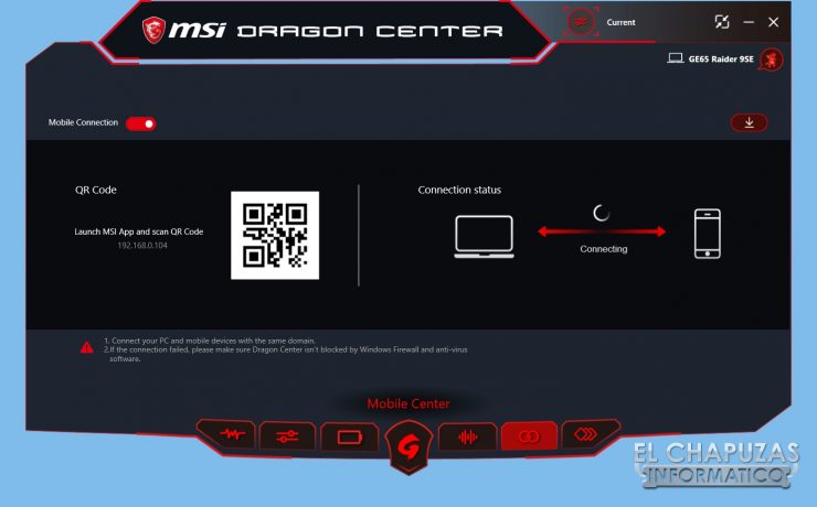 MSI GE65 Raider 9SE - Software 6