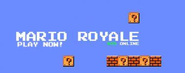 Mario Royale, el clásico Super Mario Bros con temática Battle Royale