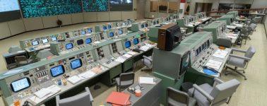 La NASA restaura el histórico centro de control de las misiones Apollo que les llevó a la Luna