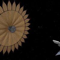 La nueva idea de la NASA: crear una inmensa 'flor' para tapar la luz de las estrellas y captar mejores imágenes