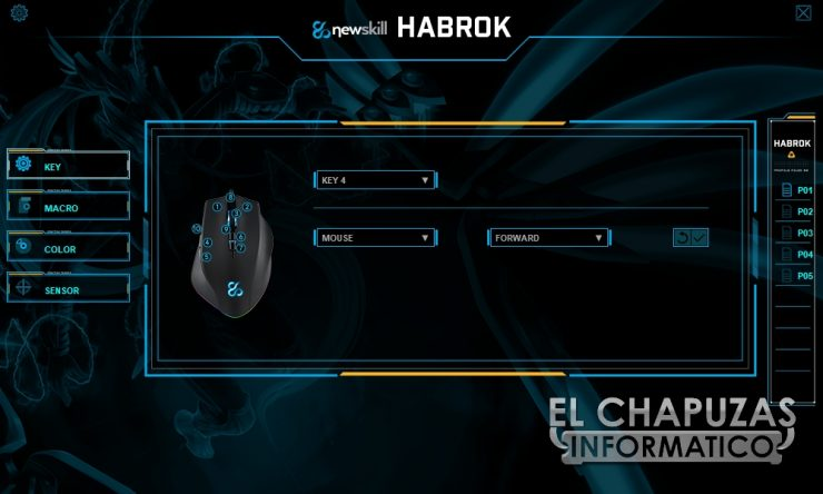 Habrok - Software 1
