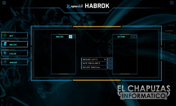 Habrok - Software 2