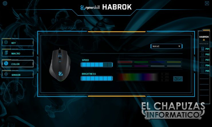 Habrok - Software 3