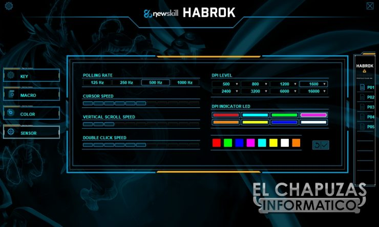 Habrok - Software 4