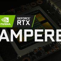 GPUs Nvidia Ampere: Hasta un 50% más rápidas que Turing consumiendo la mitad de energía