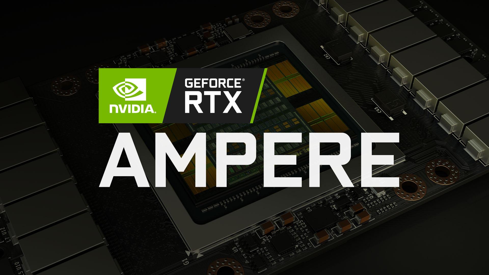 Aparece otra GPU Nvidia Ampere que sería un 50% más rápida que la GeForce  RTX 2080 Ti