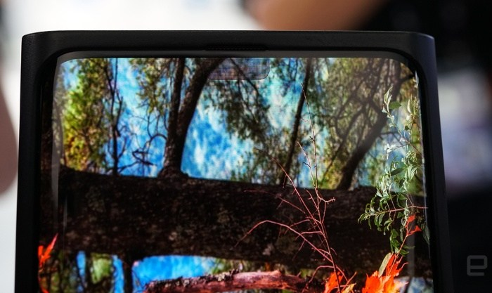Oppo camara bajo la pantalla 0
