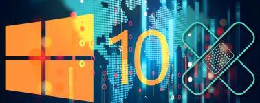 Microsoft arregla el bug del uso de la CPU en Windows 10, pero se carga el Menú de Inicio