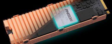 Phison avisa, durante el Q1 2020 llegarán los primeros SSD PCIe 4.0 @ 6.500 MB/s
