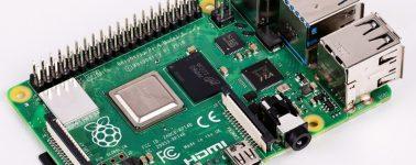 Raspberry Pi 4 Model B: 4x Cortex-A72 y hasta 4GB de RAM partiendo en los 38 euros