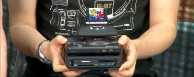 La SEGA Mega Drive Mini llegará con 42 juegos y se podrá acoplar el accesorio «Tower of Power»
