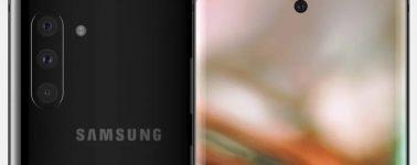 Samsung confirma la fecha de presentación del Galaxy Note10, será el 7 de Agosto