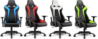 Sharkoon ELBRUS 3: Silla gaming para gamers altos y de alto peso
