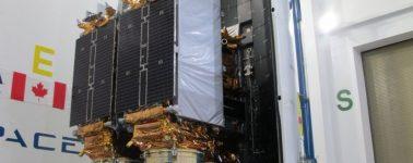 SpaceX cumple con éxito su misión «RadarSat Constellation»
