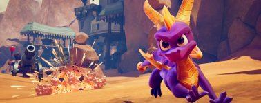 Spyro: Reignited – Requisitos mínimos y recomendados (Core i5-2500K + Radeon RX 480)