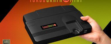 Konami anuncia la consola TurboGrafx-16 Mini y sus primeros seis juegos