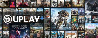 Uplay+ ya disponible: Más de 100 juegos Triple A por 14,99€/mes, el primer mes gratis