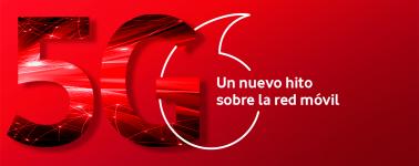 Vodafone trae la conectividad 5G a España, mantendrá el mismo precio que el 4G