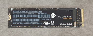 Review: Western Digital Black SN750 NVMe SSD