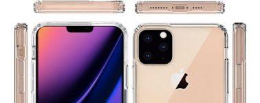 Olixar revela el diseño del «iPhone 11» y «iPhone 11R» con sus fundas