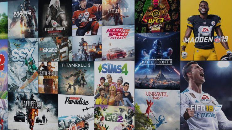 servicios de videojuegos por suscripción