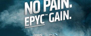 Amazon crea cinco nuevas instancias de AWS dotadas de una CPU AMD EPYC