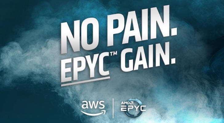 AMD EPYC en Amazon Web Services 0