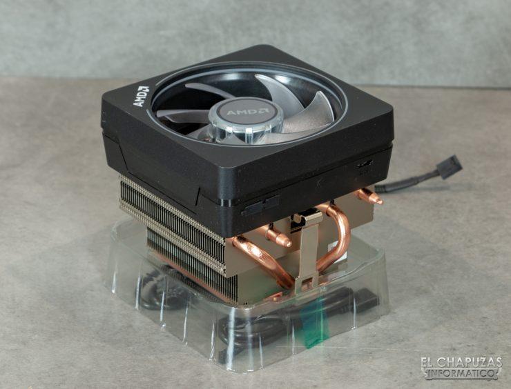 AMD Ryzen 9 3900X - Disipador